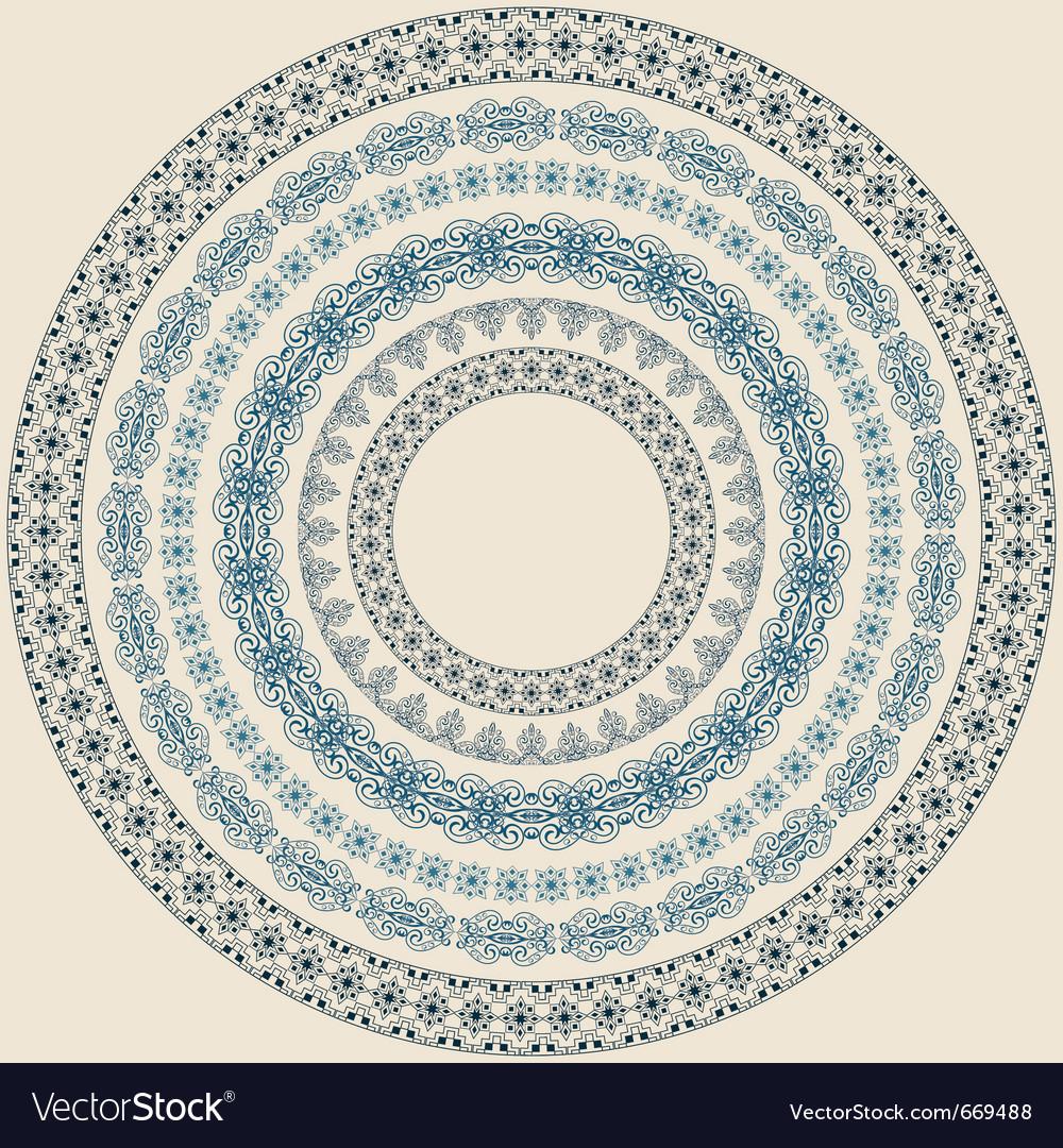 Vintage circle vector   Price: 1 Credit (USD $1)