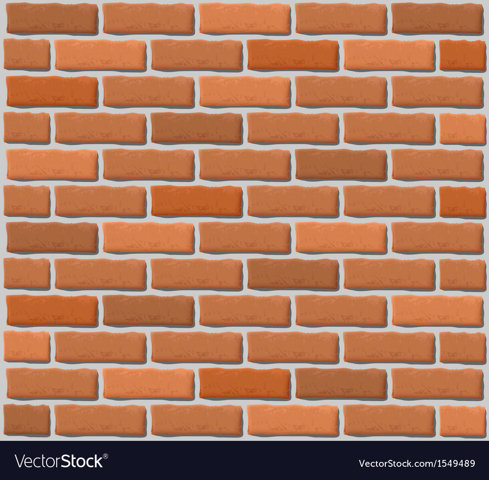 Brick wall texture vector | Price: 1 Credit (USD $1)