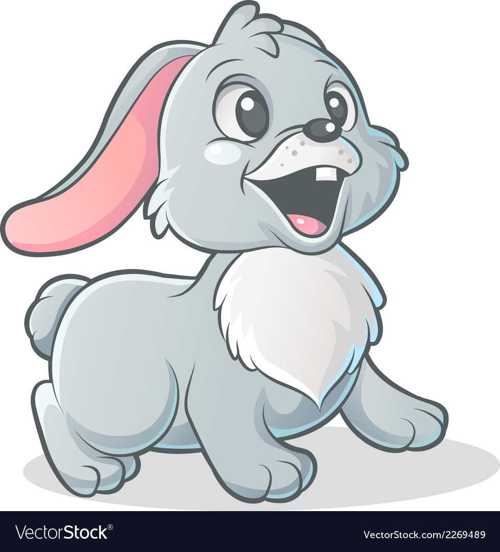 Little bunny vector | Price: 1 Credit (USD $1)