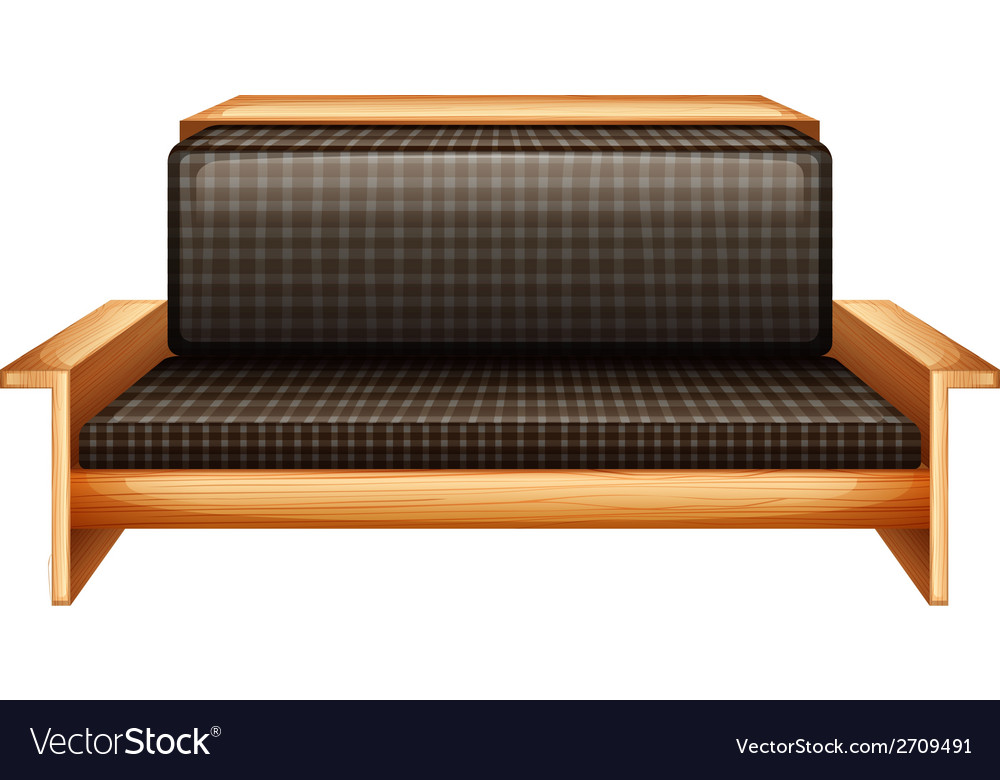 A living room furniture vector | Price: 1 Credit (USD $1)