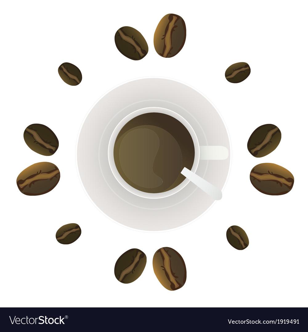 Coffee2 vector | Price: 1 Credit (USD $1)
