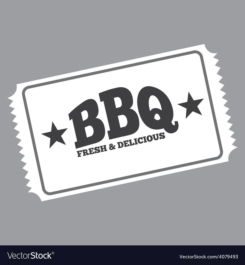 Barbecue vector | Price: 1 Credit (USD $1)