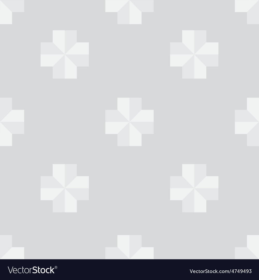 Medical background with crosses vector | Price: 1 Credit (USD $1)