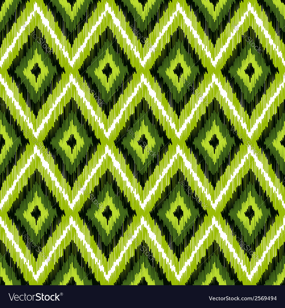 Abstract modern ethnic seamless fabric pattern vector   Price: 1 Credit (USD $1)