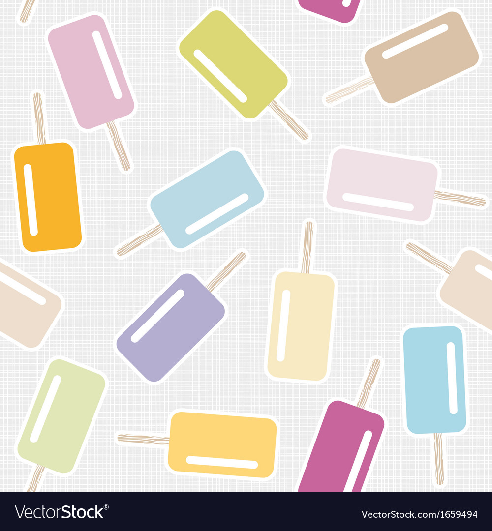Ice cream background vector | Price: 1 Credit (USD $1)