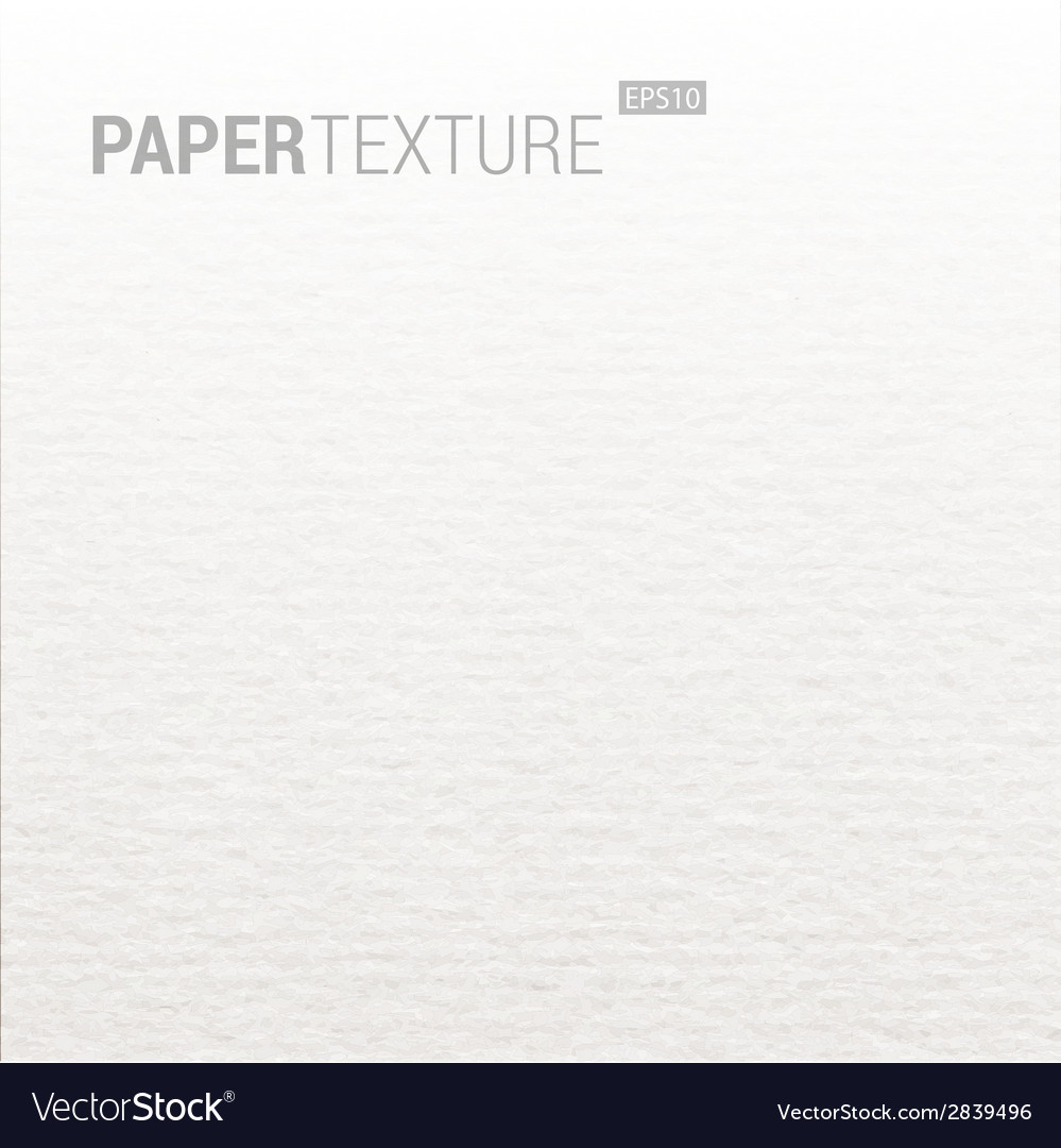Gradation realistic white paper texture vector | Price: 1 Credit (USD $1)