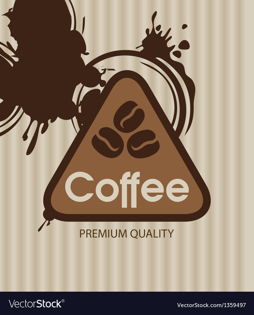 Coffee grains vector   Price: 1 Credit (USD $1)