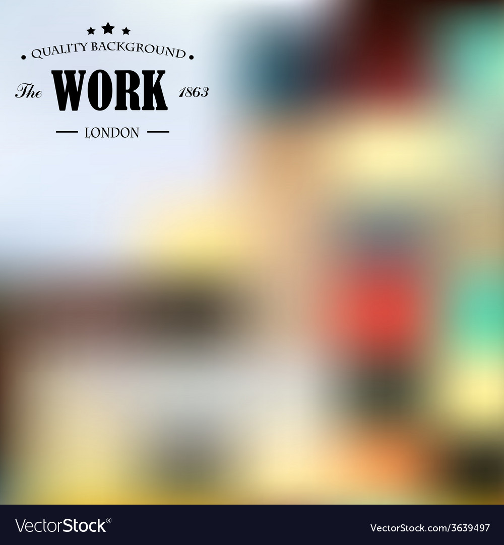 Defocused abstract texture background vector | Price: 1 Credit (USD $1)