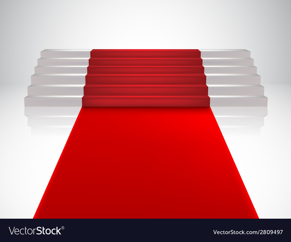 Velvet staircase2 vector | Price: 1 Credit (USD $1)