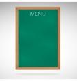 Menu blackboards or chalkboards vector