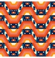 Retro different seamless patterns tiling vector
