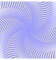 Design blue whirl movement background vector
