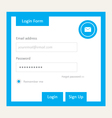 User login 15 vector