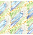 Seamless watercolor background pattern vector