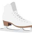 Figure skate vector