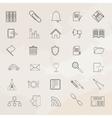 Universal icon set vector