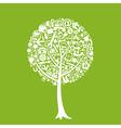 Office tree vector