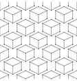 Modern seamless geometric pattern dot with vector