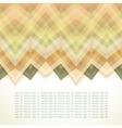 Beige abstract retro background vector