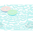 Seamless pool background vector