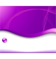 Violet background for advertising vector