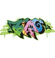 Graffito - time vector