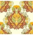Seamless ornate pattern vector