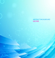 Blue background vector
