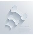 Bone background eps10 vector