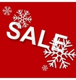 Christmas sale design template vector