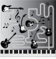 Music machine vector