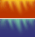 Two abstract backgrounds vector