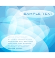 Abstract blue design for background vector