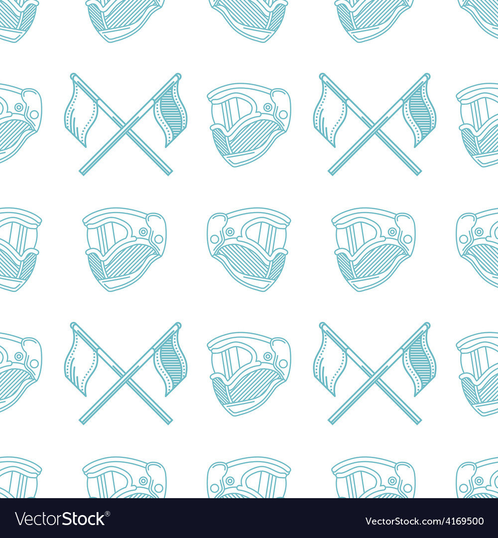 Monochrome blue pattern for paintball vector | Price: 1 Credit (USD $1)