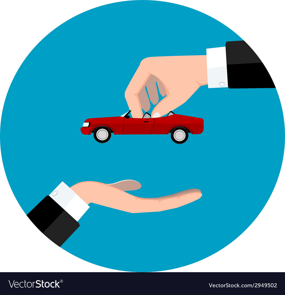 Car sale concept  eps 10 vector | Price: 1 Credit (USD $1)
