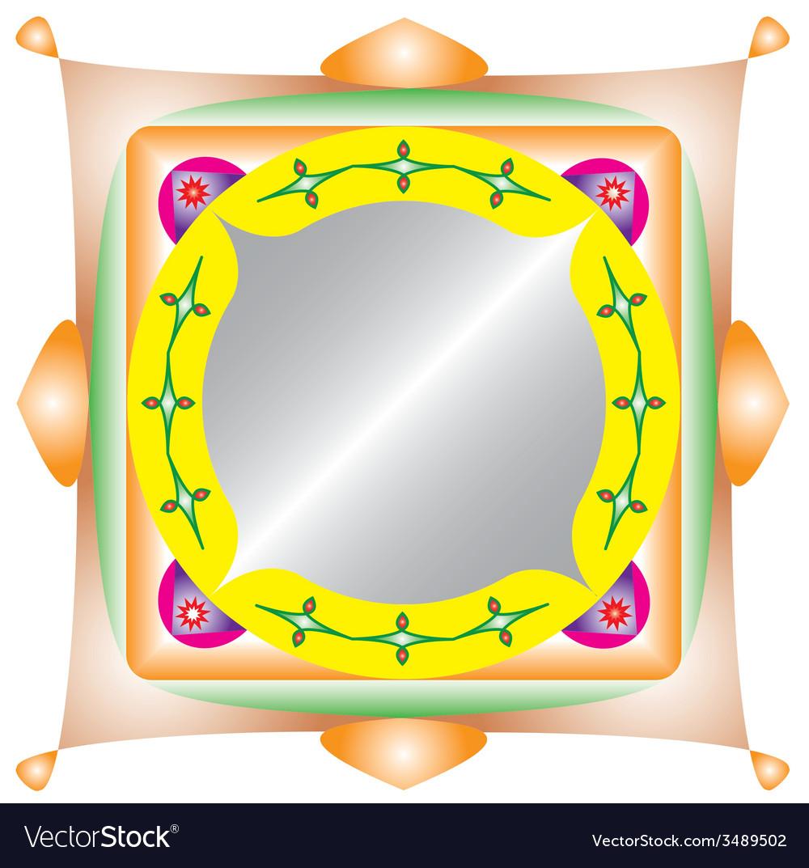 Mirror vector | Price: 1 Credit (USD $1)