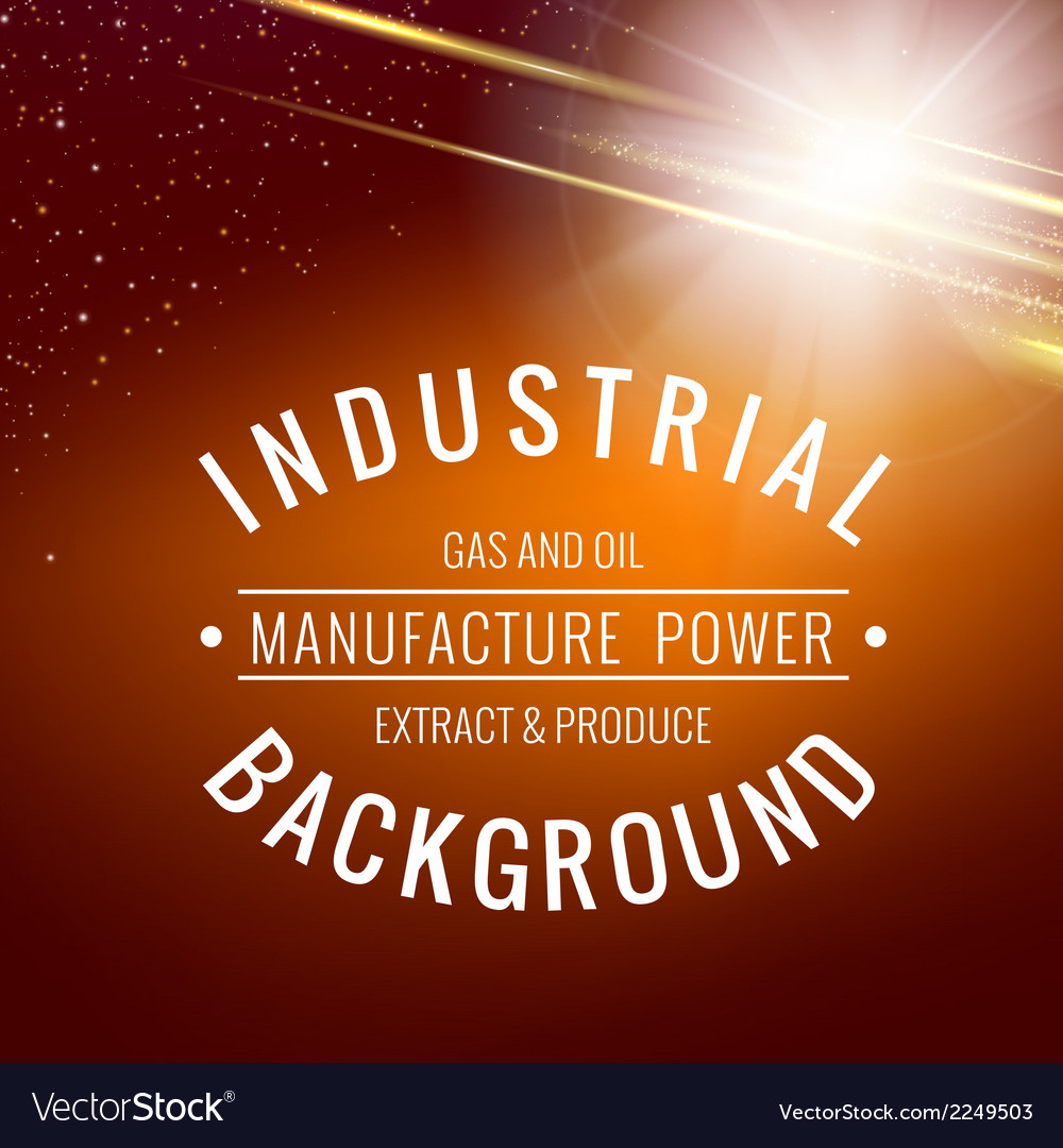 Abstract industrial background vector | Price: 1 Credit (USD $1)