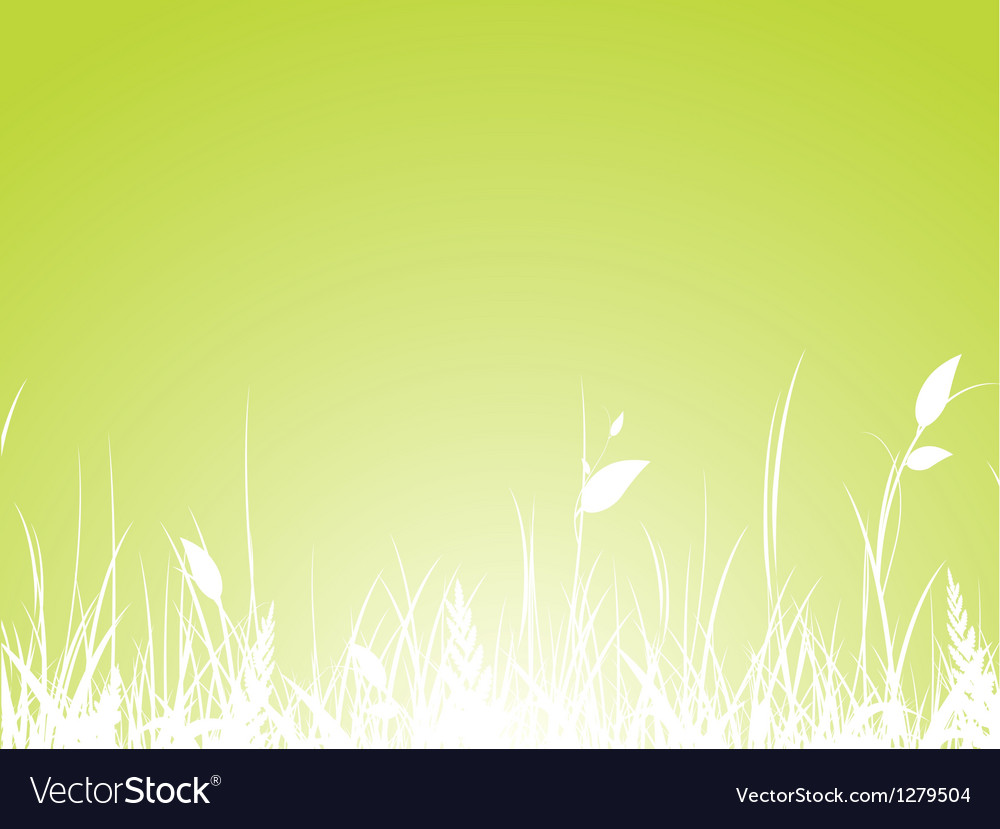 Grass meadow vector | Price: 1 Credit (USD $1)