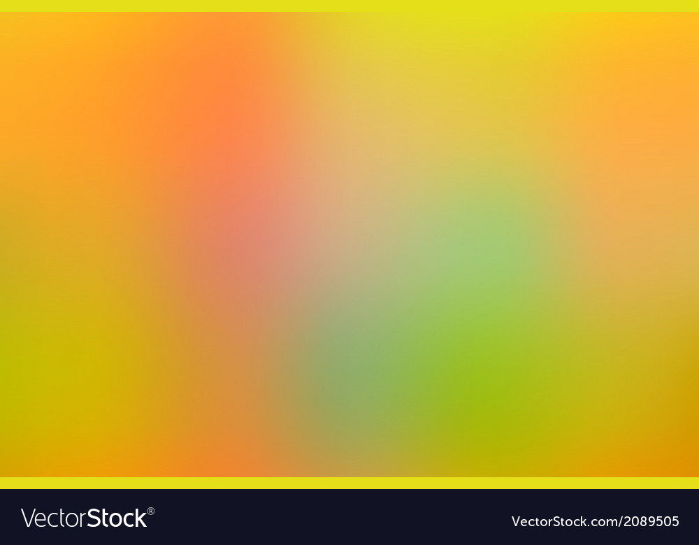 Blurred colored background vector | Price: 1 Credit (USD $1)