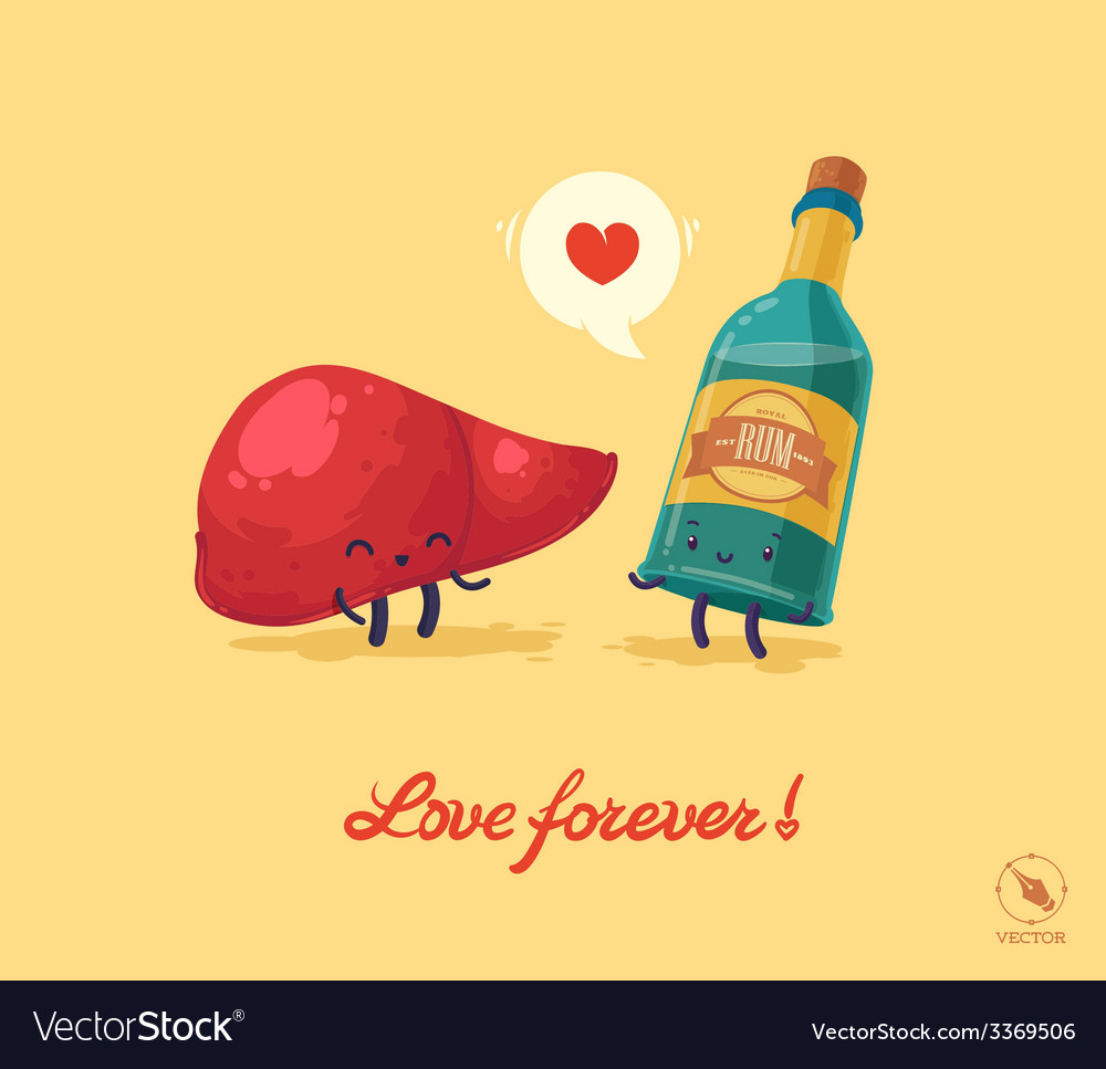 Fnny for lovers vector | Price: 1 Credit (USD $1)