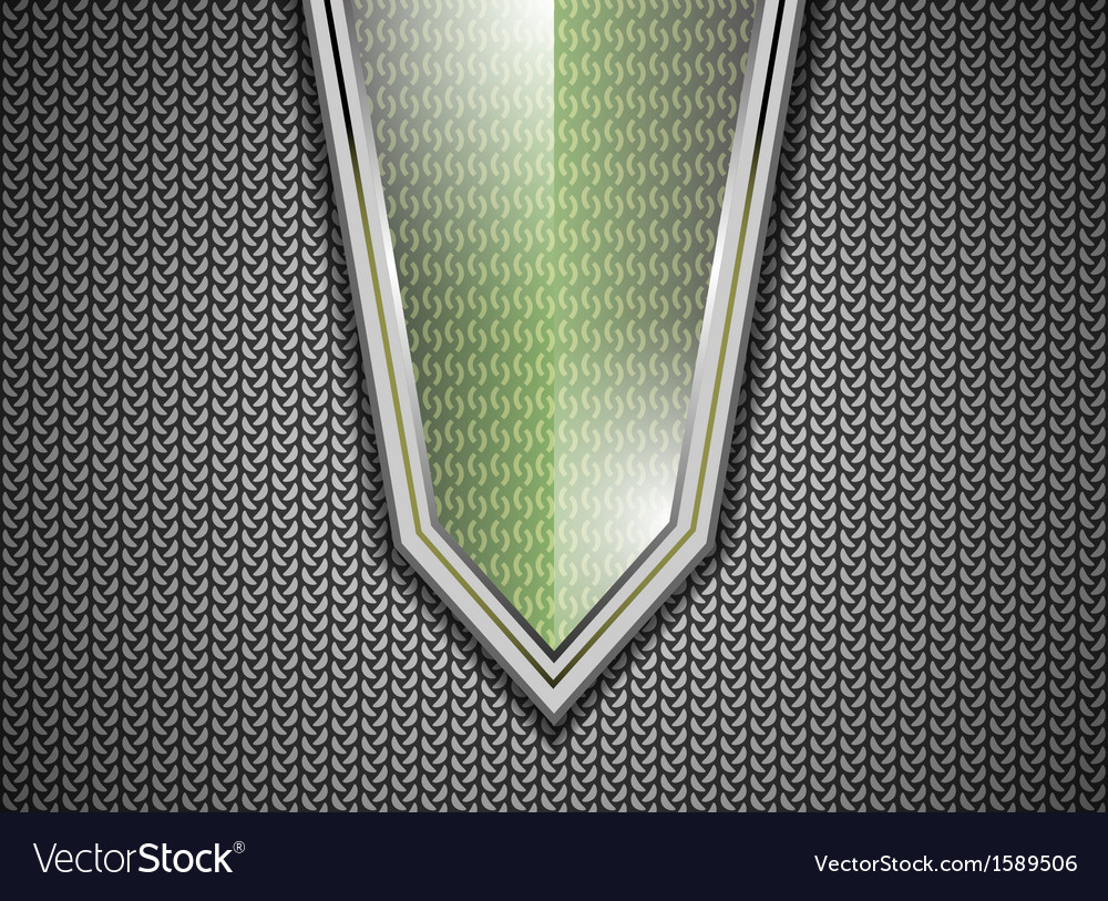 Steel plate abstract pattern background vector | Price: 1 Credit (USD $1)