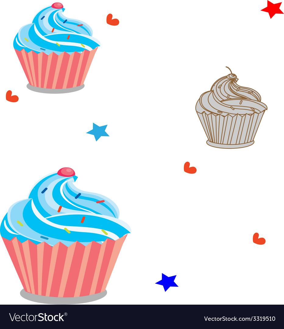 Capcake vector   Price: 1 Credit (USD $1)