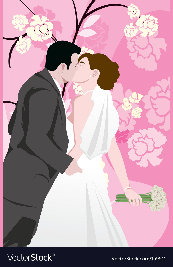 Weddings vector | Price: 1 Credit (USD $1)