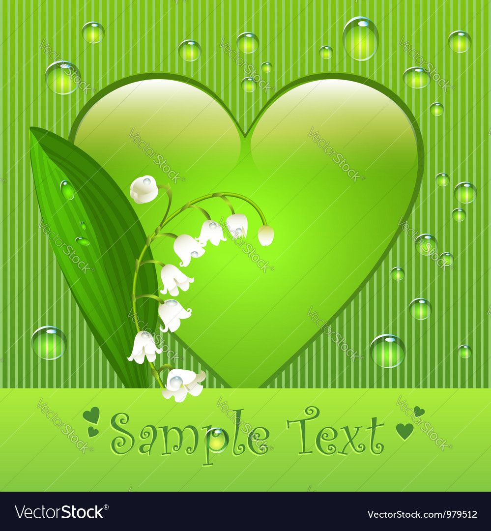 Sumer love card vector | Price:  Credit (USD $)