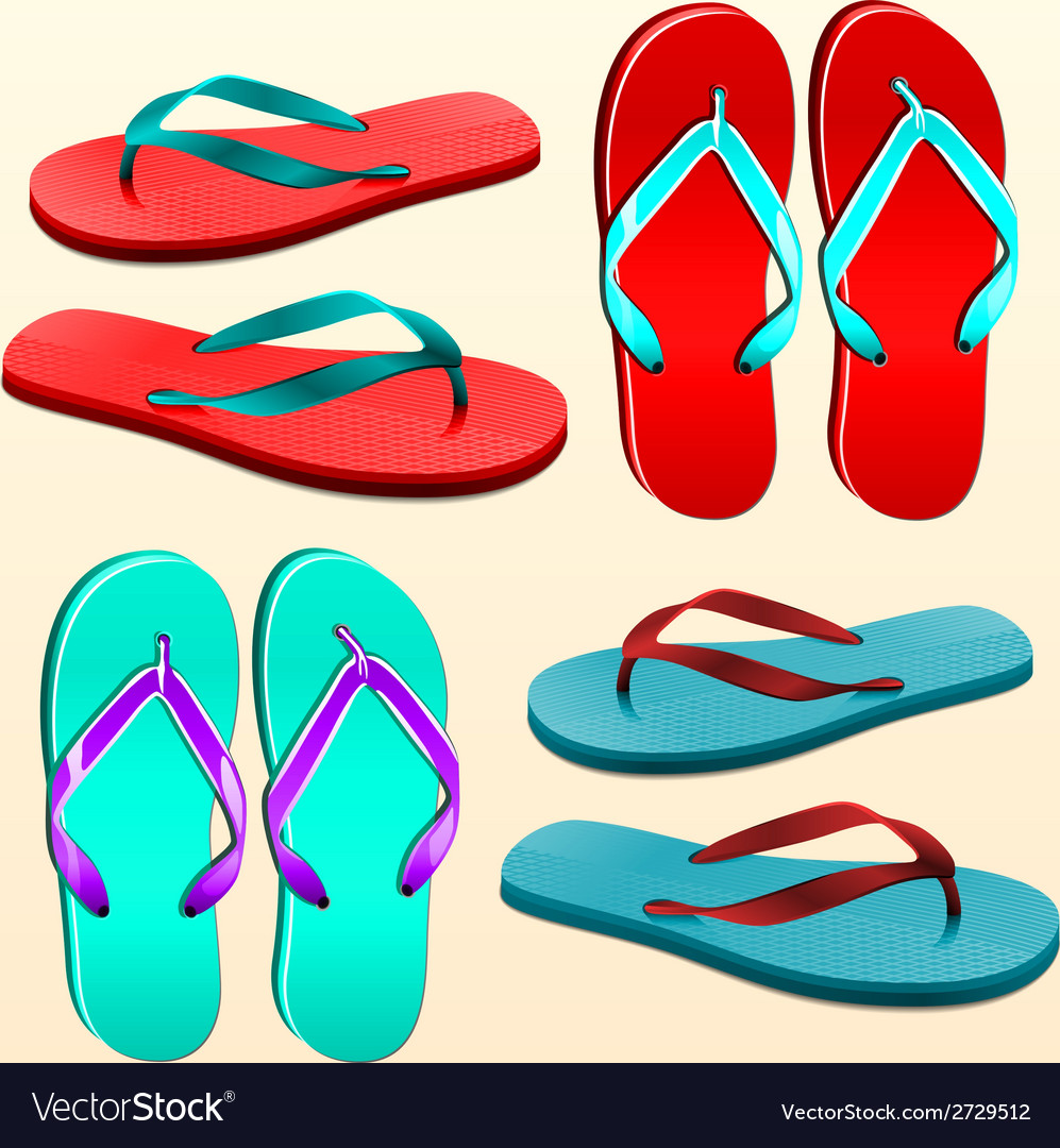 Summertime fun beach vector | Price: 1 Credit (USD $1)