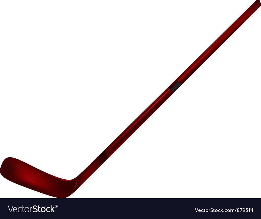 Hockey stick vector | Price: 1 Credit (USD $1)