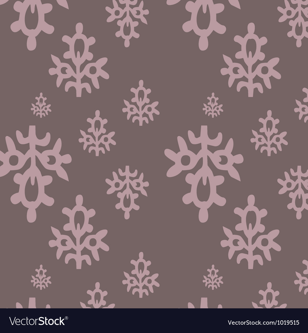 Seamless indian native pattern vector | Price: 1 Credit (USD $1)