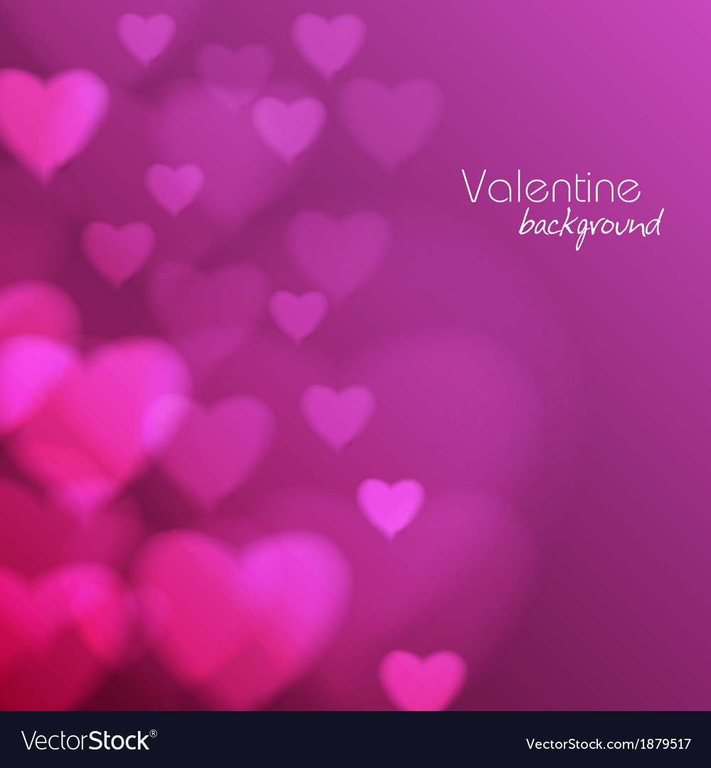 Abstract disco background valentine heart vector | Price: 1 Credit (USD $1)