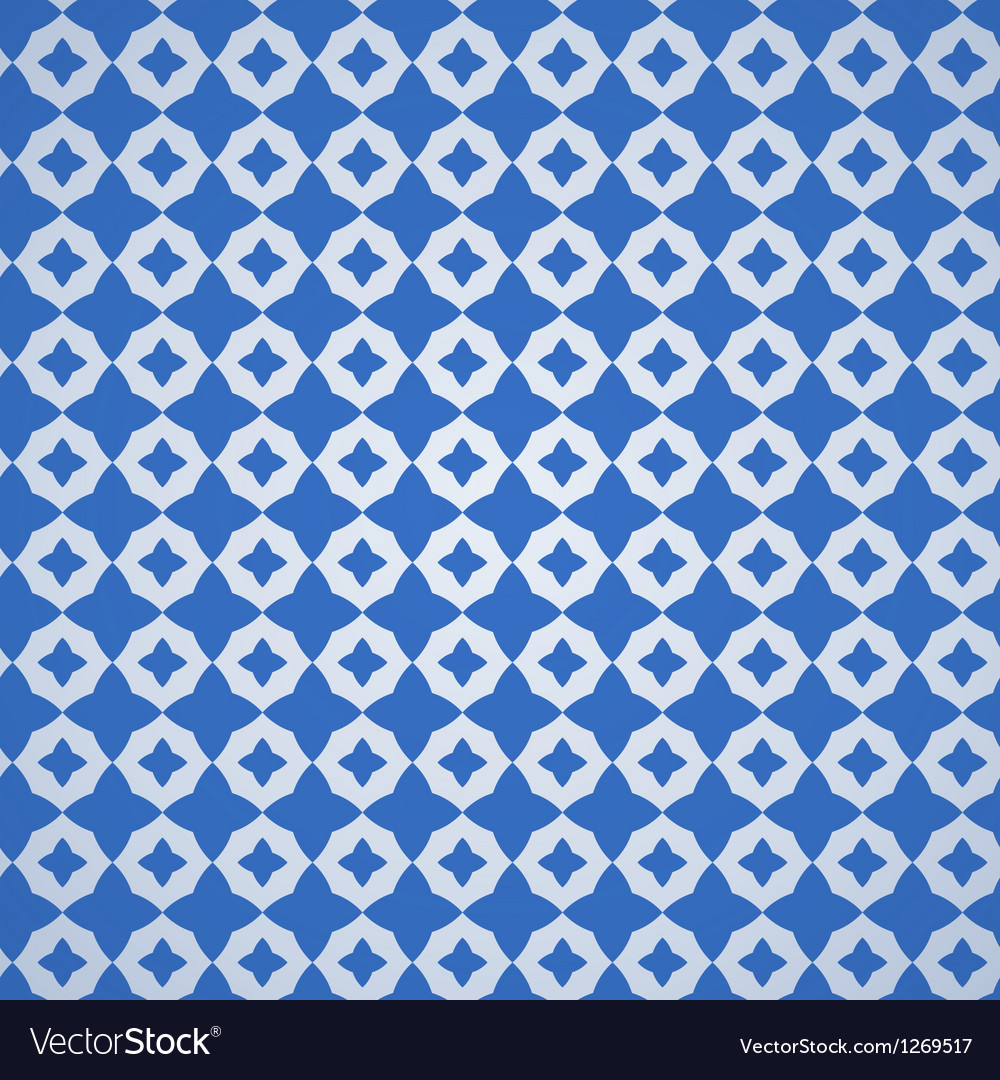 Blue decoration vector | Price: 1 Credit (USD $1)