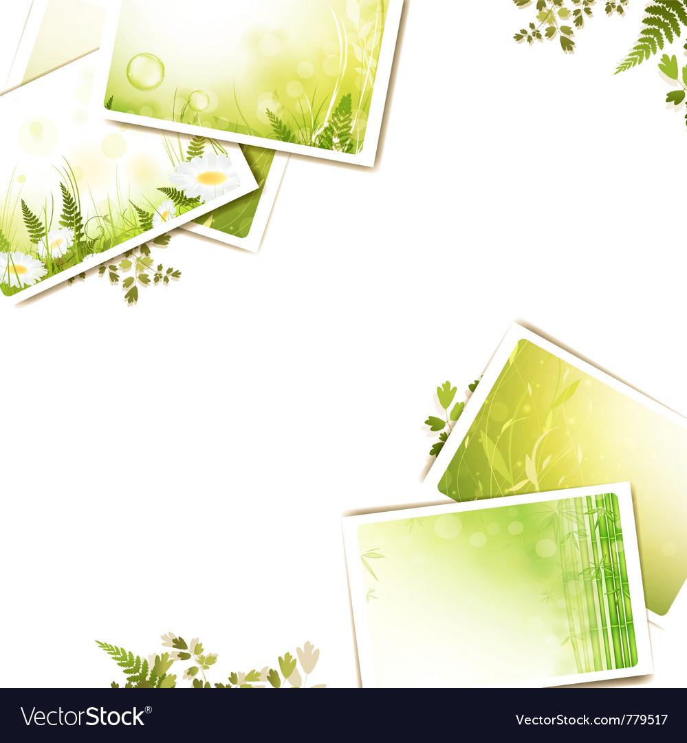 Nature photos vector | Price: 3 Credit (USD $3)